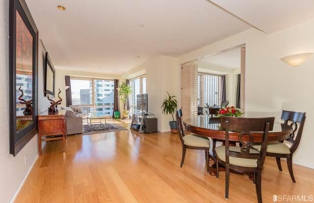 333 Bush Street #3804, San Francisco, CA 94104 (#421590517) :: The Kulda Real Estate Group