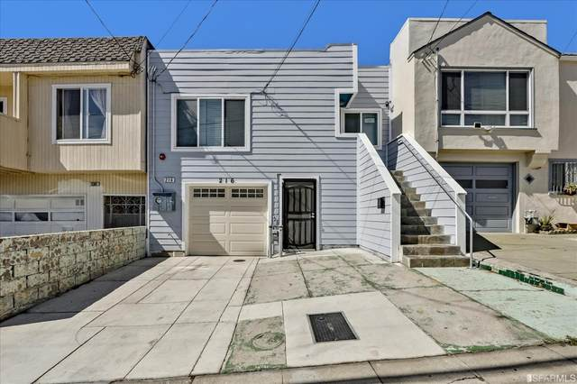 216 Rio Verde Street, Daly City, CA 94014 (#421590805) :: The Kulda Real Estate Group