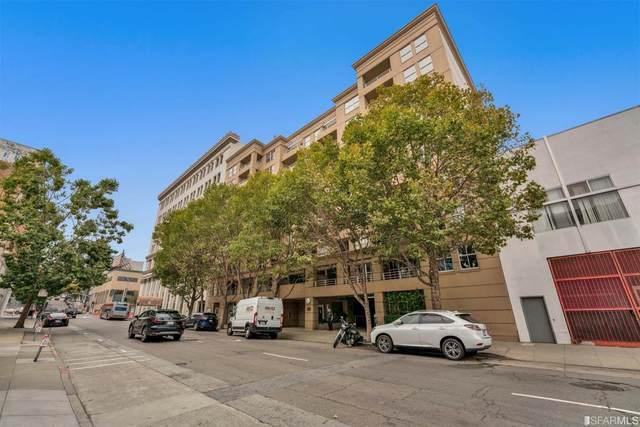 1650 Jackson Street #704, San Francisco, CA 94109 (#421590826) :: The Kulda Real Estate Group