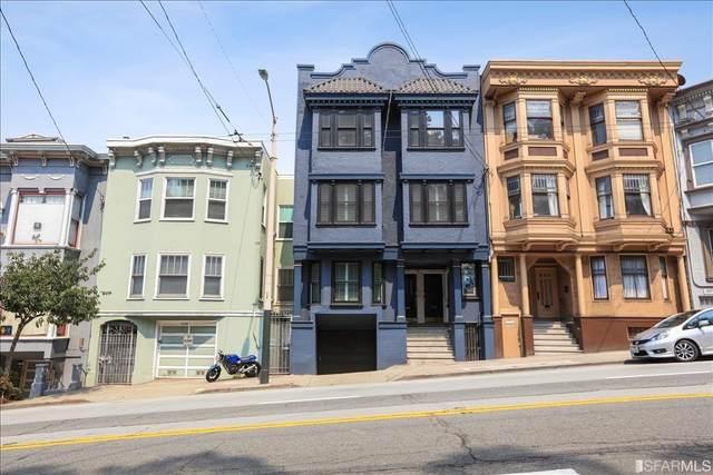 2428 Fulton Street, San Francisco, CA 94118 (MLS #421590661) :: Keller Williams San Francisco