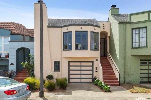 33 Bella Vista Way, San Francisco, CA 94127 (MLS #421590633) :: Keller Williams San Francisco