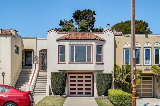 34 Otsego Avenue, San Francisco, CA 94112 (MLS #421590890) :: Keller Williams San Francisco