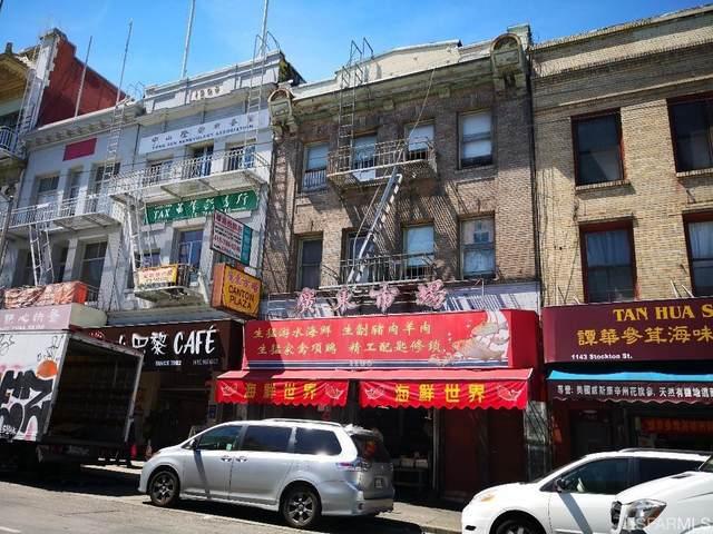 1135 Stockton Street, San Francisco, CA 94133 (#421591345) :: The Kulda Real Estate Group