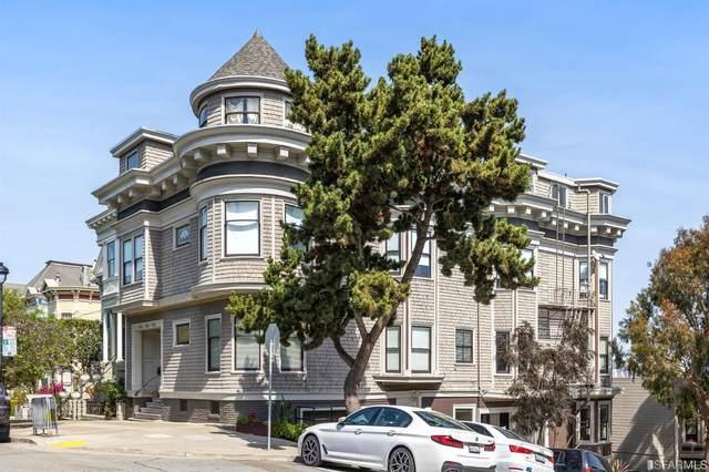 760 Duboce Avenue, San Francisco, CA 94117 (#421591372) :: Corcoran Global Living