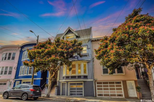 1425 7th Avenue, San Francisco, CA 94122 (MLS #421587543) :: Keller Williams San Francisco