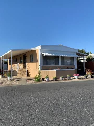 244 American Canyon Road #115, American Canyon, CA 94503 (#321085657) :: The Kulda Real Estate Group
