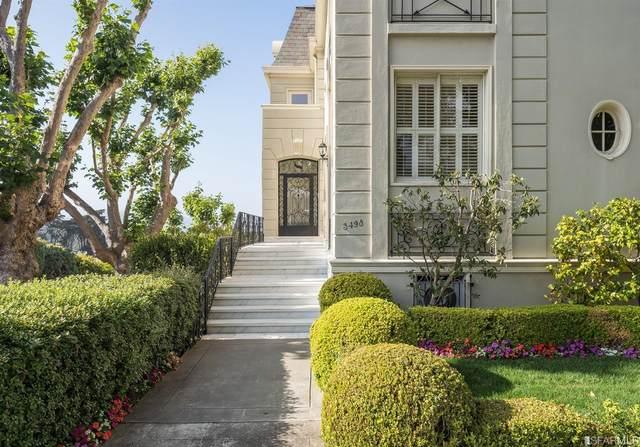 3498 Jackson Street, San Francisco, CA 94118 (MLS #421590895) :: Keller Williams San Francisco