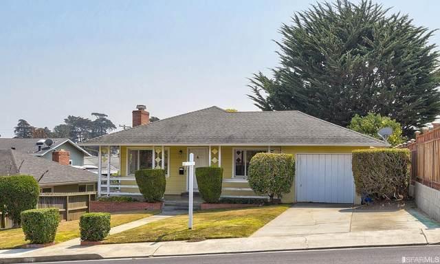 303 Arroyo Drive, South San Francisco, CA 94080 (#421590691) :: The Kulda Real Estate Group