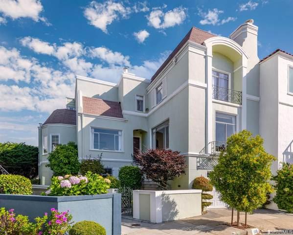 196 Ewing Terrace, San Francisco, CA 94118 (MLS #421592081) :: Keller Williams San Francisco