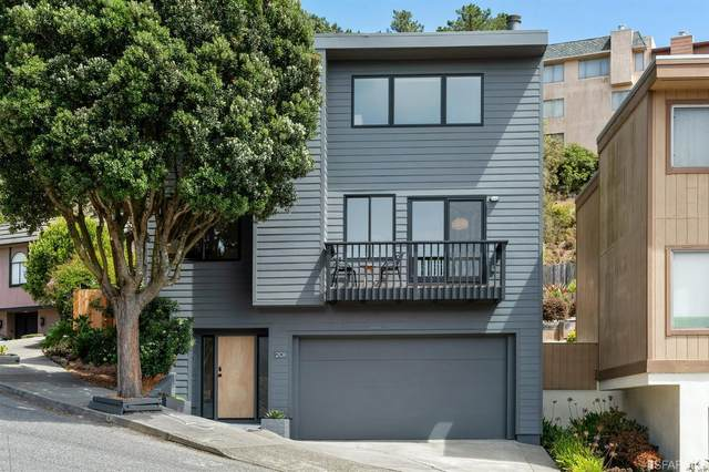201 Berkeley Way, San Francisco, CA 94131 (MLS #421590027) :: Keller Williams San Francisco
