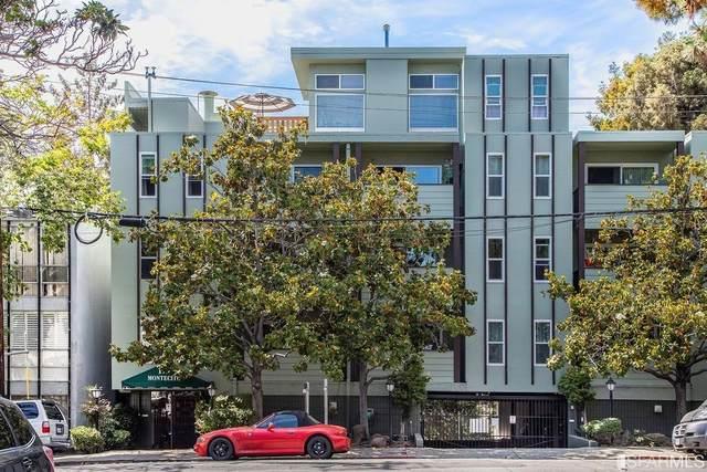 199 Montecito Avenue #401, Oakland, CA 94610 (#421592261) :: RE/MAX Accord (DRE# 01491373)