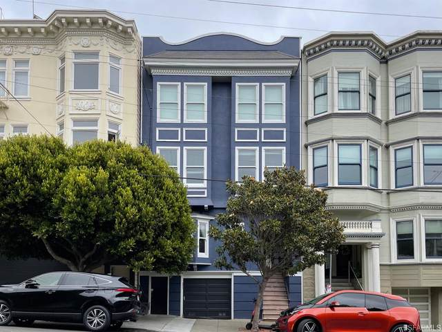 214 Cole Street, San Francisco, CA 94117 (MLS #421592379) :: Keller Williams San Francisco
