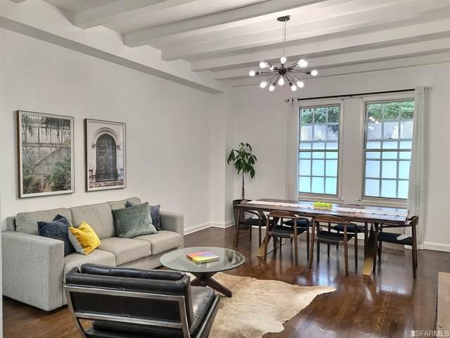 850 Powell Street #101, San Francisco, CA 94108 (MLS #421592448) :: Keller Williams San Francisco