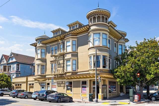 605 Baker Street B, San Francisco, CA 94117 (MLS #421592574) :: Keller Williams San Francisco