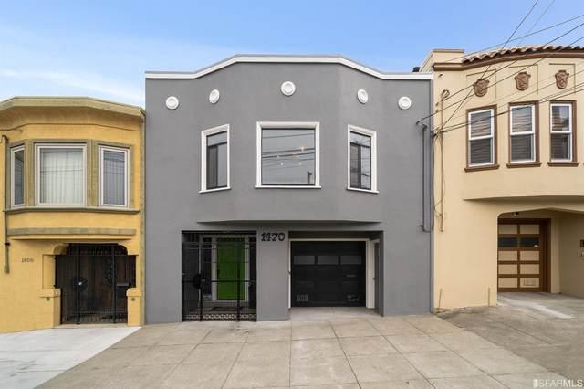 1470 23rd Avenue, San Francisco, CA 94122 (MLS #421592553) :: Keller Williams San Francisco