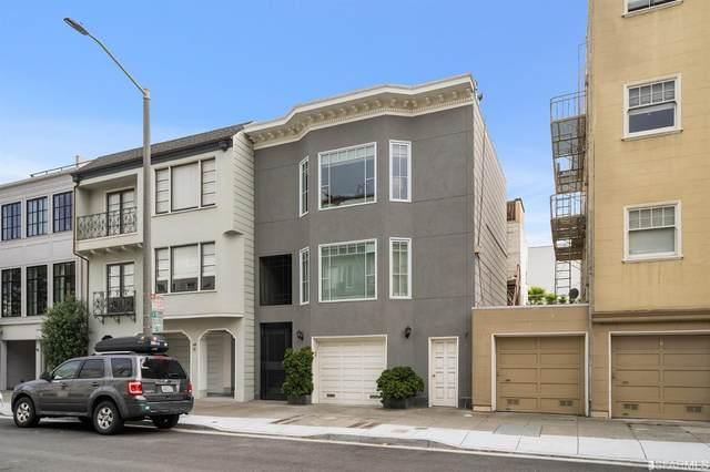 55 Capra Way, San Francisco, CA 94123 (MLS #421592727) :: Keller Williams San Francisco