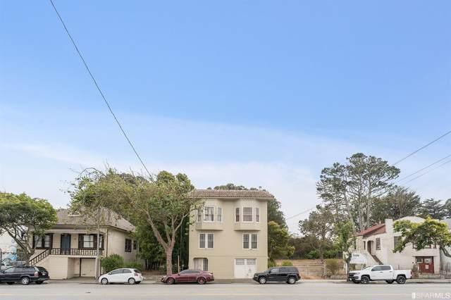 121 Sagamore Street, San Francisco, CA 94112 (MLS #421592745) :: Keller Williams San Francisco