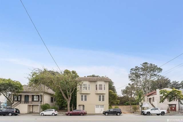 115 Sagamore Street, San Francisco, CA 94112 (MLS #421592761) :: Keller Williams San Francisco