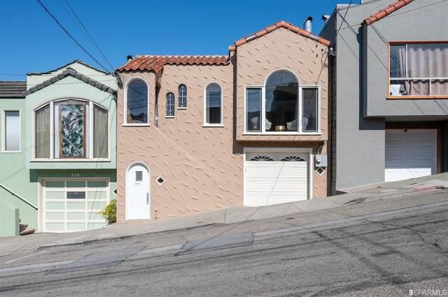 245 Hamilton Street, San Francisco, CA 94134 (MLS #421585114) :: Keller Williams San Francisco