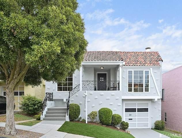 30 Pinehurst Way, San Francisco, CA 94127 (MLS #421592339) :: Keller Williams San Francisco