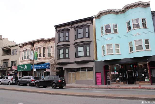 1818 Divisadero Street, San Francisco, CA 94115 (MLS #421592846) :: Keller Williams San Francisco