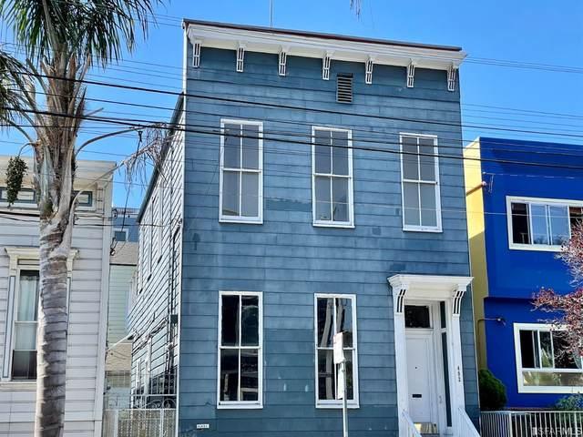 492 Bartlett Street, San Francisco, CA 94110 (#421592937) :: Corcoran Global Living