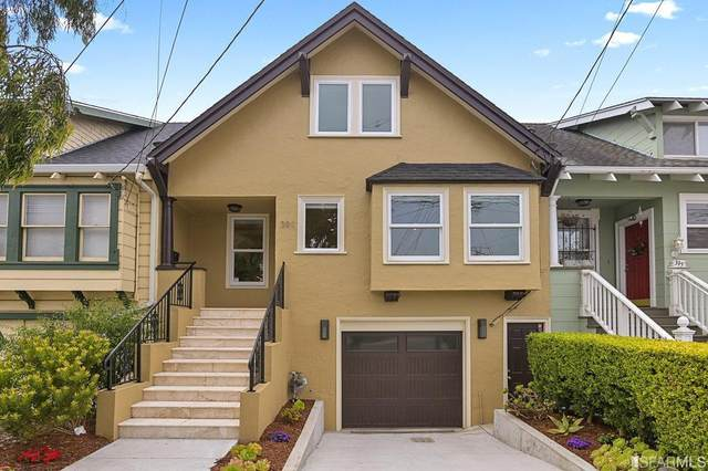 391 Staples Avenue, San Francisco, CA 94112 (MLS #421591284) :: Keller Williams San Francisco