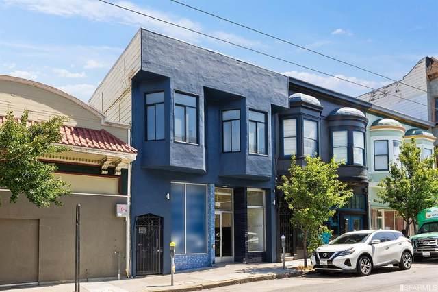 350 Divisadero Street, San Francisco, CA 94117 (MLS #421593104) :: Keller Williams San Francisco