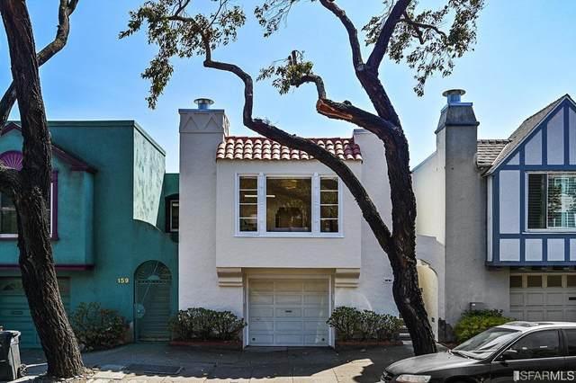 163 Monterey Boulevard, San Francisco, CA 94131 (MLS #421592530) :: Keller Williams San Francisco