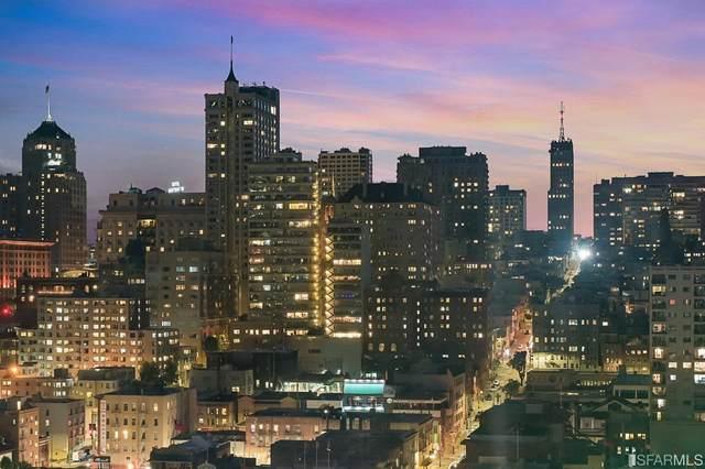 611 Washington Street #2405, San Francisco, CA 94111 (#421590187) :: The Kulda Real Estate Group