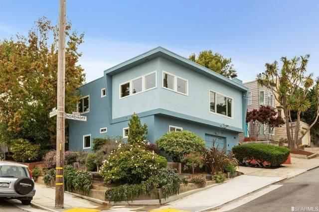 1 Nordhoff Street, San Francisco, CA 94131 (MLS #421593317) :: Keller Williams San Francisco