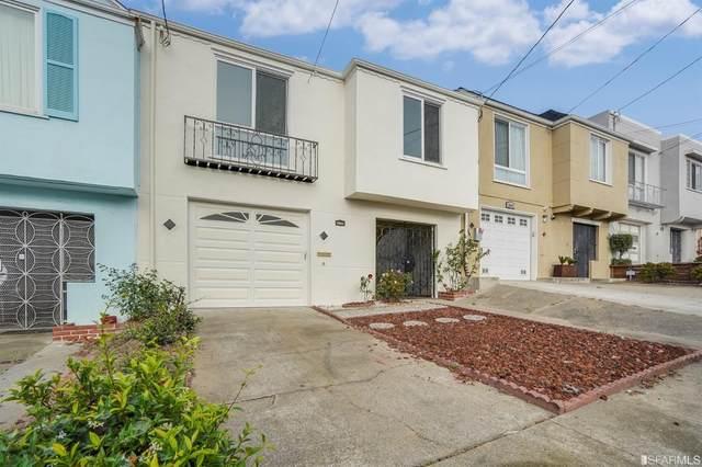2051 31st Avenue, San Francisco, CA 94116 (MLS #421592833) :: Keller Williams San Francisco