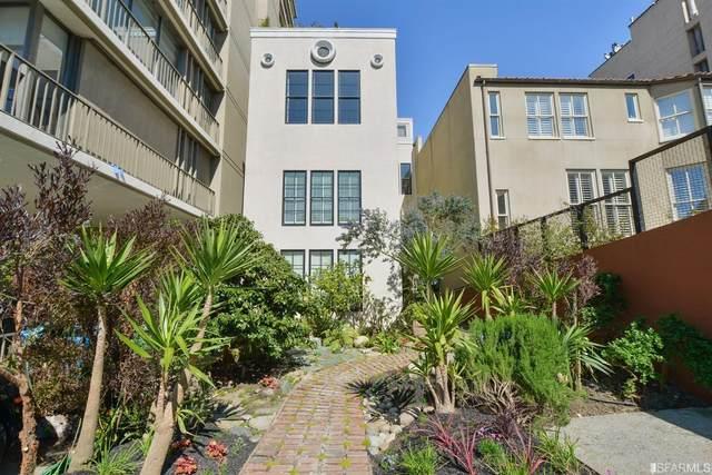 8 Russian Hill Place #1, San Francisco, CA 94133 (MLS #421593105) :: Keller Williams San Francisco