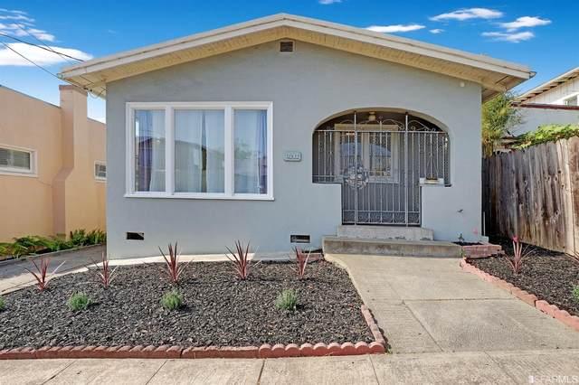 3211 Deering Street, Oakland, CA 94601 (#421592711) :: The Kulda Real Estate Group
