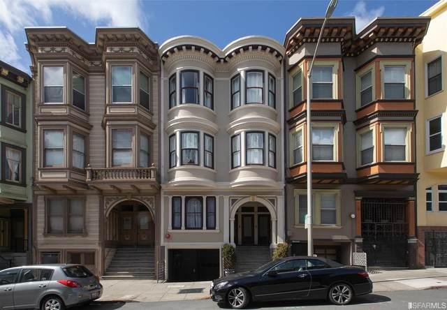 1729 Stockton Street B, San Francisco, CA 94133 (MLS #421593311) :: Keller Williams San Francisco