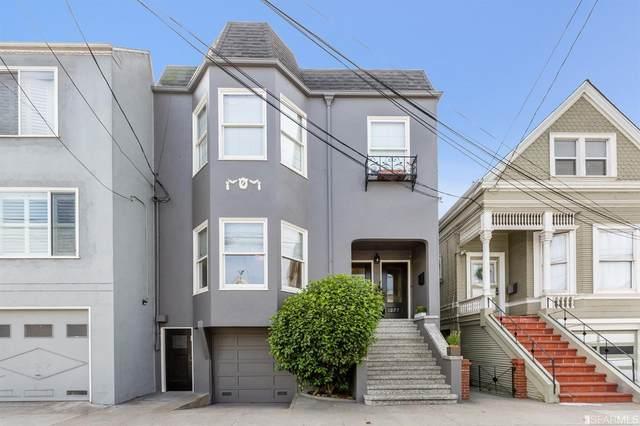 279 2nd Avenue, San Francisco, CA 94118 (MLS #421593382) :: Keller Williams San Francisco