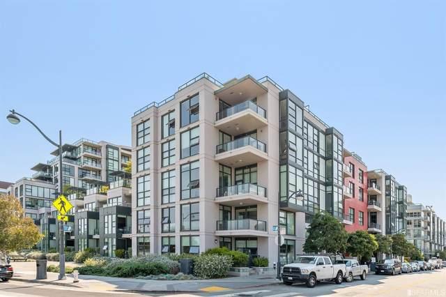 325 China Basin Street #413, San Francisco, CA 94158 (MLS #421578346) :: Keller Williams San Francisco