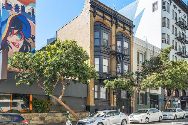 669 Ellis Street, San Francisco, CA 94109 (#421593998) :: RE/MAX Accord (DRE# 01491373)