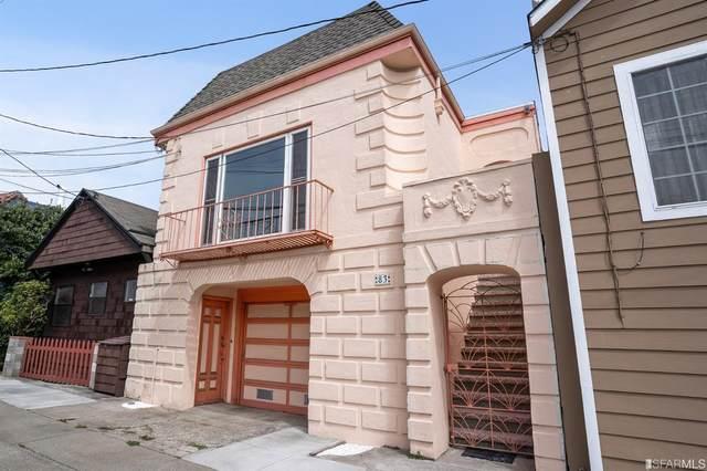 83 Lyell Street, San Francisco, CA 94112 (MLS #421593729) :: Keller Williams San Francisco