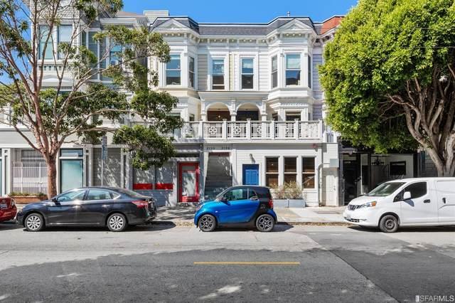 2188 Sutter Street, San Francisco, CA 94115 (MLS #421592090) :: Keller Williams San Francisco