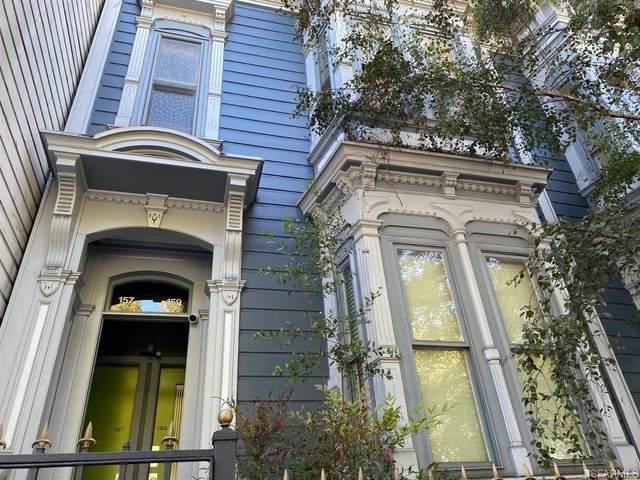 157 Octavia Street A, San Francisco, CA 94102 (MLS #421594079) :: Keller Williams San Francisco