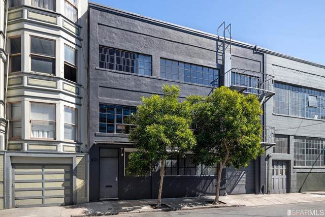 421 Tehama Street, San Francisco, CA 94103 (MLS #421594219) :: Keller Williams San Francisco
