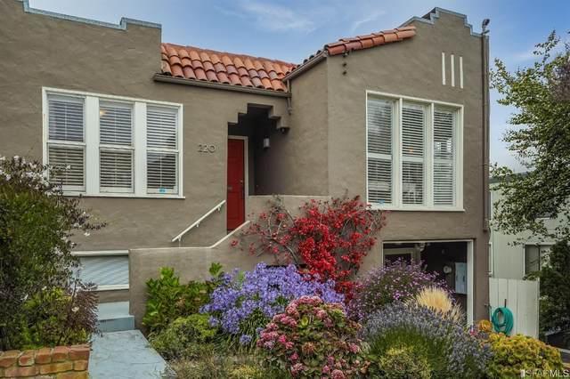 220 Romain Street, San Francisco, CA 94131 (MLS #421594232) :: Keller Williams San Francisco