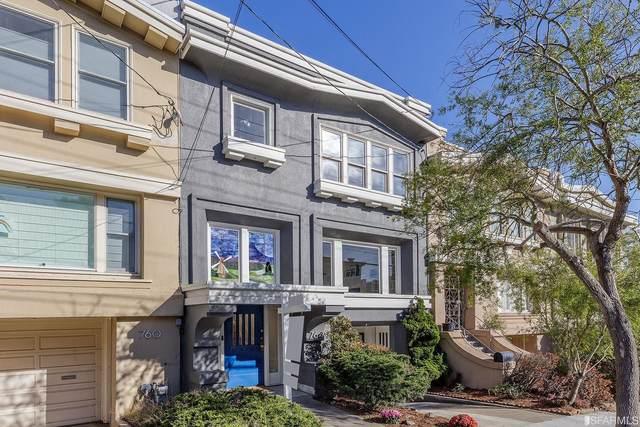 764 24th Avenue, San Francisco, CA 94121 (#421594257) :: Corcoran Global Living