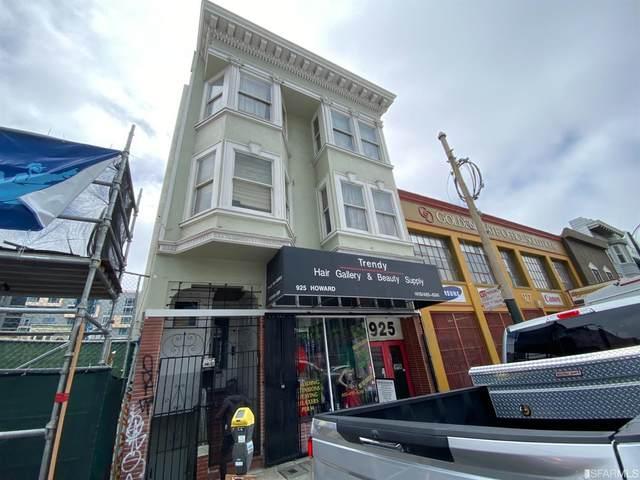 925 Howard Street, San Francisco, CA 94103 (MLS #421594303) :: Keller Williams San Francisco