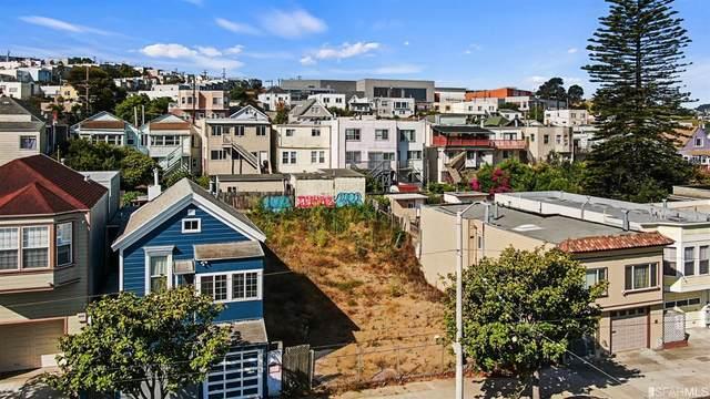 1941 Palou Avenue, San Francisco, CA 94124 (#421594320) :: The Kulda Real Estate Group