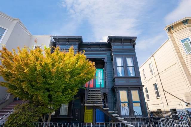 924 Capp Street, San Francisco, CA 94110 (MLS #421594475) :: Keller Williams San Francisco