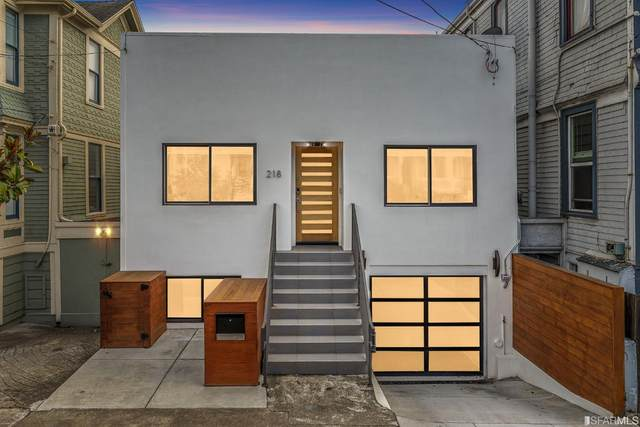 218 Richland Avenue, San Francisco, CA 94110 (MLS #421594505) :: Keller Williams San Francisco