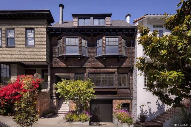 2826 Union Street, San Francisco, CA 94123 (MLS #421594165) :: Guide Real Estate