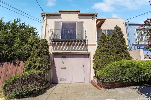 978 Le Conte Avenue, San Francisco, CA 94124 (MLS #421594794) :: Keller Williams San Francisco